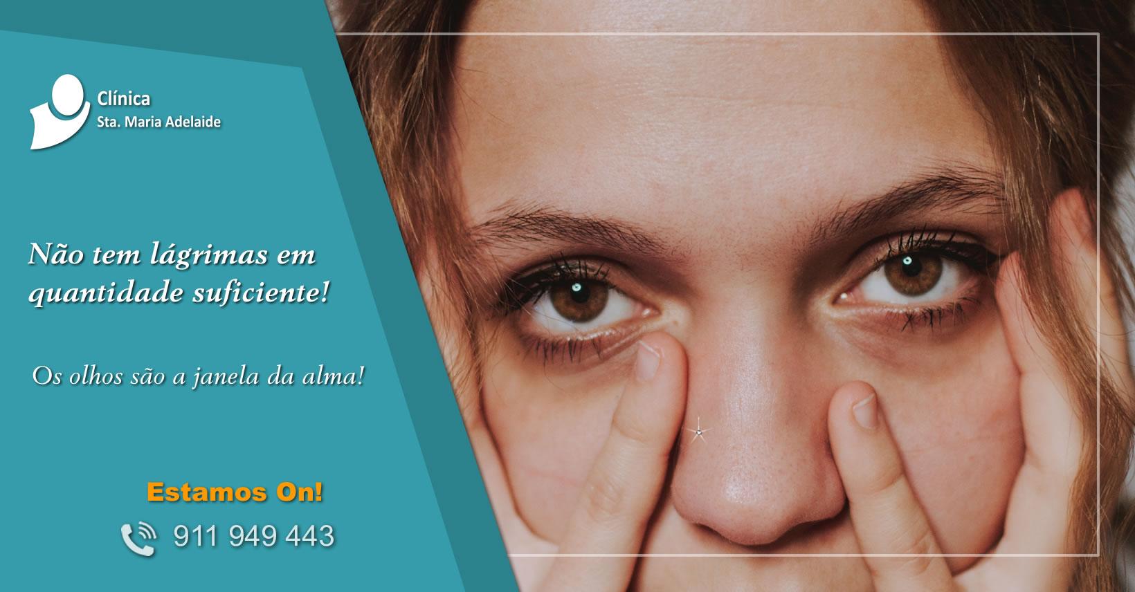 Clinica olhos lágrimas porto gaia
