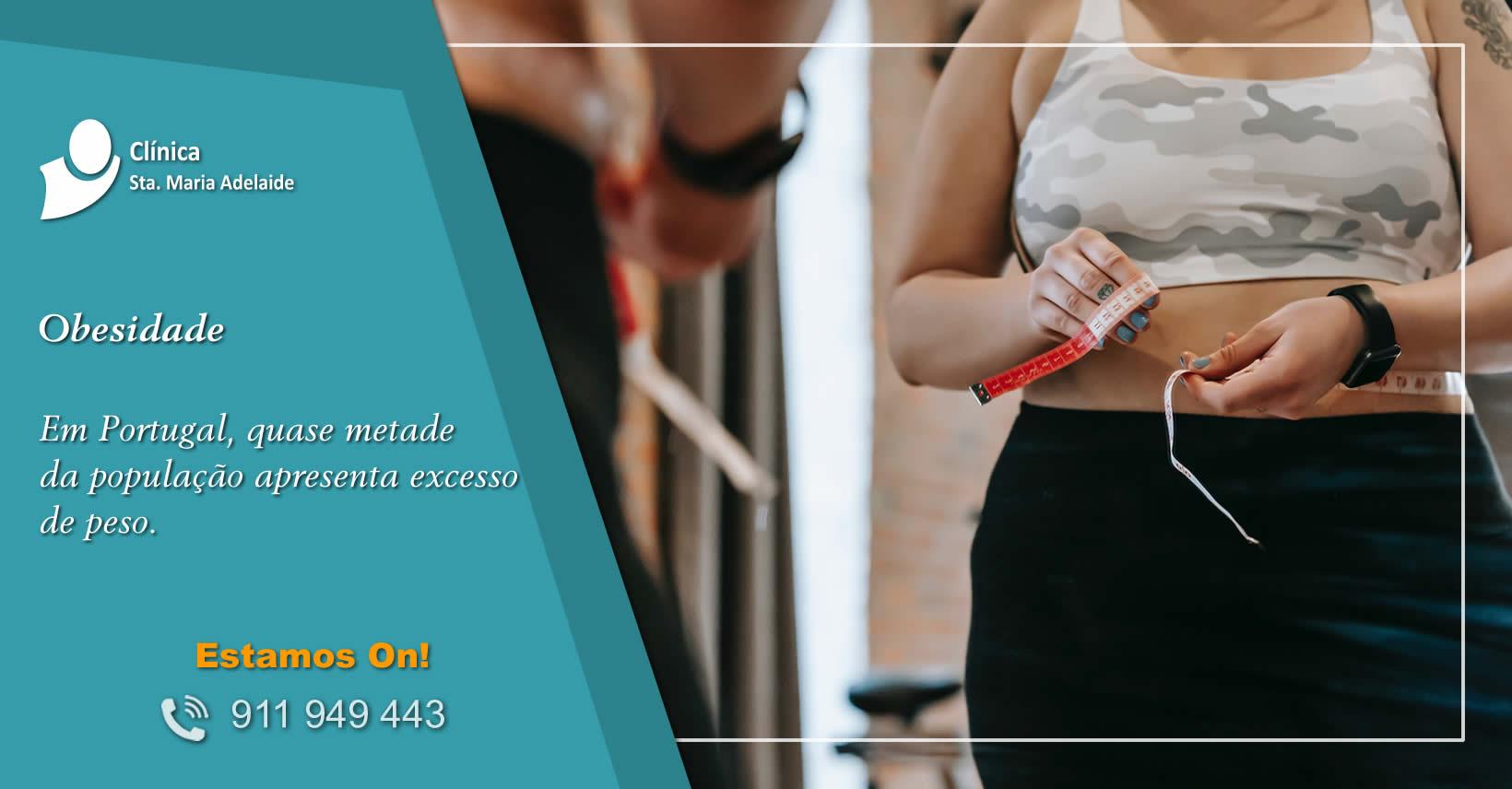 Obesidade em portugal