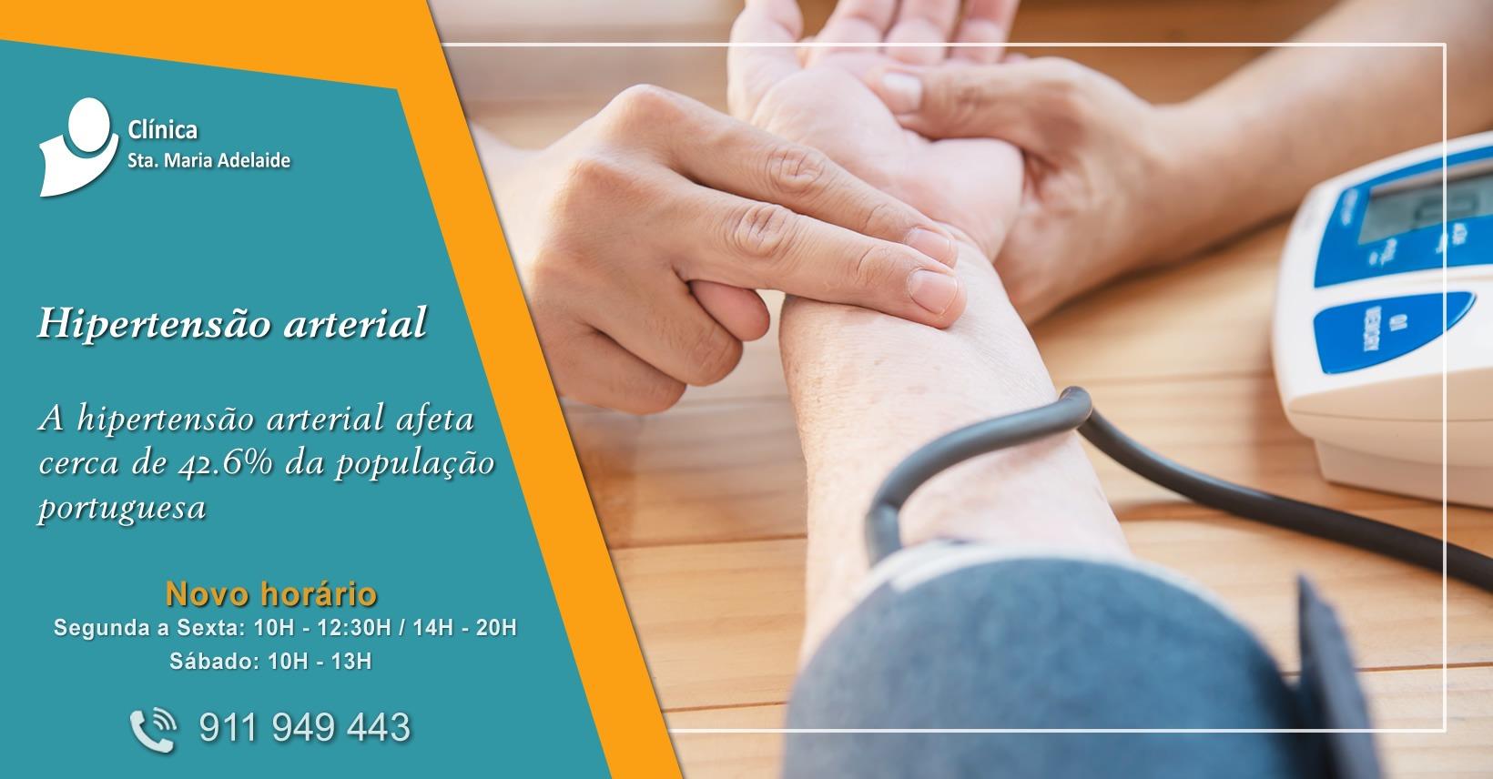 hipertensão arterial tratamento Porto Gaia